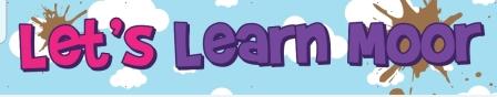 Logo: Lets Learn Moor