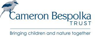 Logo: Cameron Bespolka Trust - bringing children & nature together