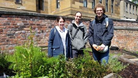 Young Placechangers at Glasgow University (GUEST)  (greenspace scotland)