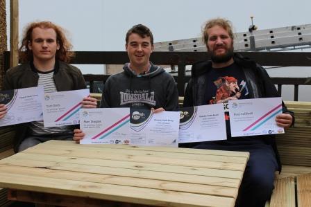 YPC Heart & Sound, Dunfermline – celebrating achievement  (greenspace scotland)