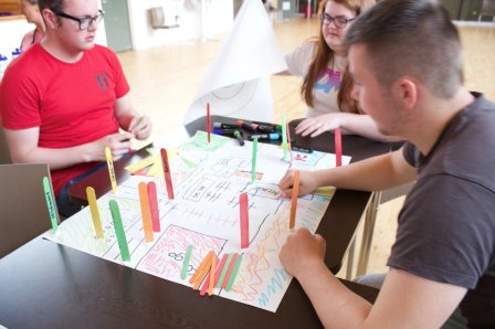 YPC training: community mapping (greenspace scotland)