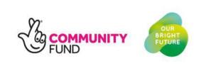 Logo: Our Bright Future