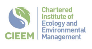 Logo: Chartered Institute of Ecology and Environmental Management (CIEEM)