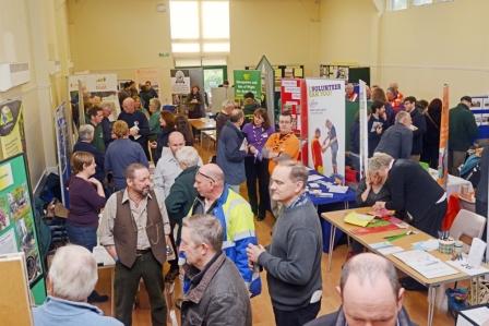 New Forest Volunteer Fair 2016 (New Forest National Park Authority)