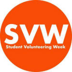 Logo: Student Volunteering Week