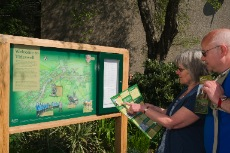 You can combine panels and leaflets together © Bill Bevan