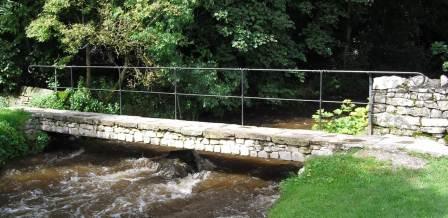 Malham village bridge after ©Yorkshire Dales NPA