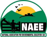 Logo: National Association for Environmental Education (UK)