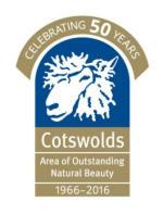 logo: Cotswolds AONB