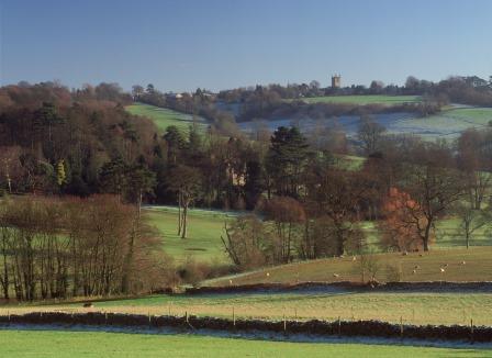 Cotswolds AONB landscape (Cotswold AONB)