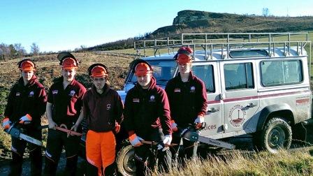 NYMNPA Northern Apprentice team February 2016 (NYMNPA)