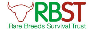 logo: RBST Rare Breeds Survival Trust