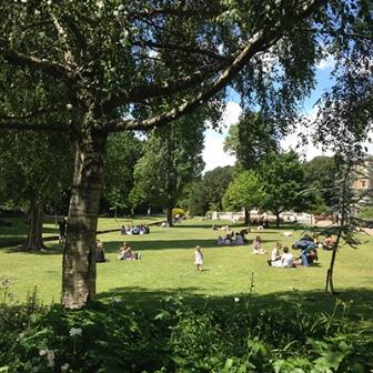 London Coastal Parks and Garden Foundation,  Bournemouth (Rethinking Parks)