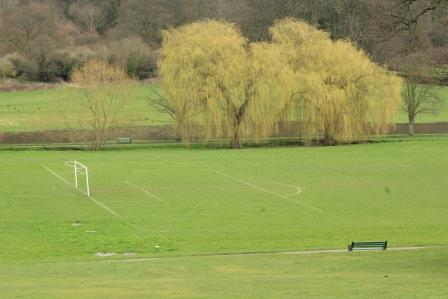 Barnet Oakhill Park - A higher proportion of rural residents use their  parks and green spaces for team sports (8% compared to 5% of urban  groups) (Fields in Trust)