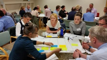 Park Managers Forum in action © greenspace scotland