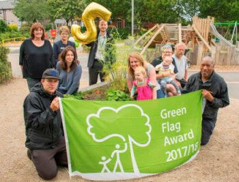 Quality parks bring communities together  (Rugby Borough Council)