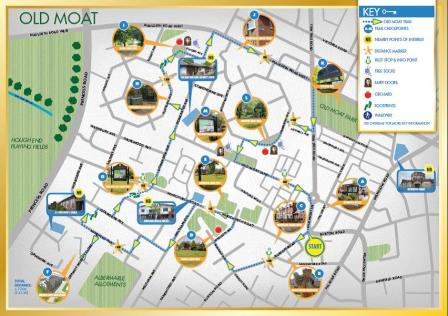 Southway Trail Map
