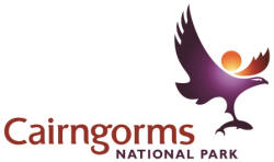 Logo: Cairngorms National Park