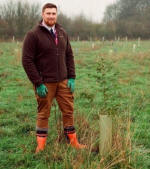 Adam Todd, RFS Future  Foresters Officer  (Royal Forestry Society)