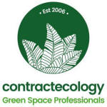 logo: Contract Ecology - green space professionals