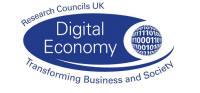Logo: Research Councils UK - Digital Economy