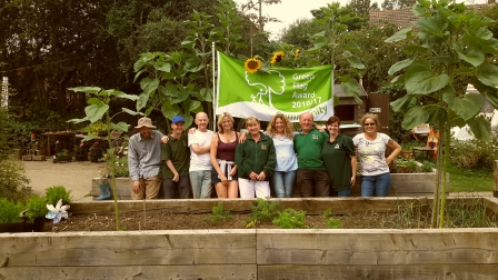 The Green Patch – Green Flag Award (Groundwork)