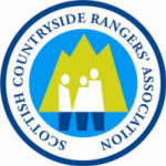 Logo: Scottish Countryside Rangers Association