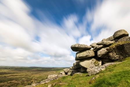 Helman Tor Nature Reserve - part of the Mid Cornwall Moors SSSI  (Ben Watkins)