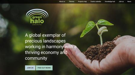 Green Halo Partnership webpage (New Forest National Park Authority)