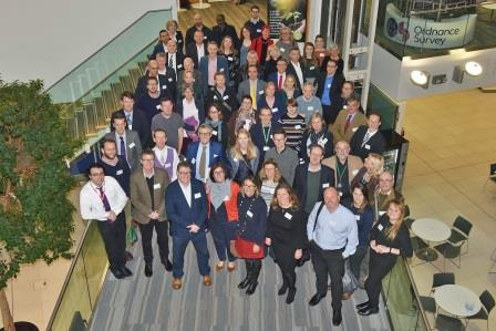 Green Halo Partnership Conference delegates  (New Forest National Park Authority)