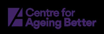 Logo: Centre for Ageing Better