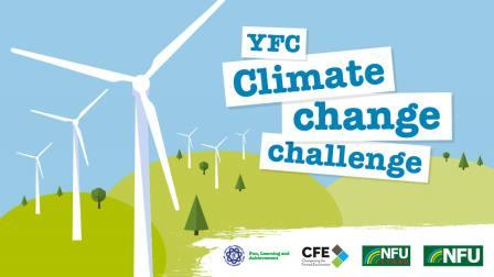 Young Farmers Club Climate Challenge Fund infographic