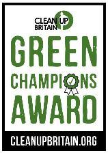 Logo: Green Champions Award