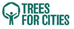 Logo: Trees for Cities