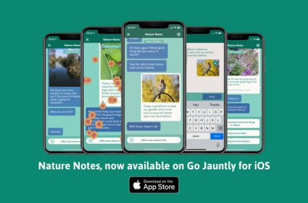 Go Jauntly Nature Notes
