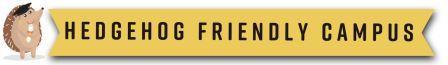 Logo: Hedgehog Friendly Campus