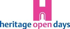 Logo: Heritage Open Days