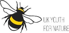 Logo: UK Youth for Nature