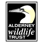 Logo: Alderney Wildlife Trust