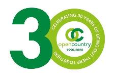Open Country - celebrating 30 years of being out there together