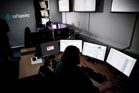 Safepoint's fully accredited, state-of-the-art monitoring and alarm receiving centre is on hand 24/7/365 (Safepoint)