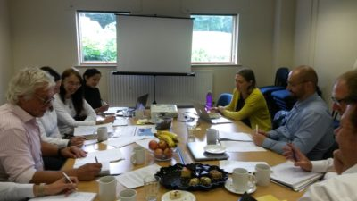 Shaping a new strategy - credit Sheffield Street Tree Partnership