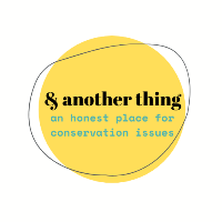 New conservation platform '& another thing' aims to offer a community space and a voice for those working in conservation (Kirsty Crawford)