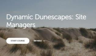 Dynamic Dunescapes: Site Managers course image