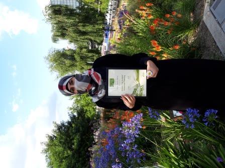 Green Flag Award Judge, Salama Saeed Alketbi, UAE – Green Flag Award
