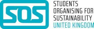 Logo: Students Organising for Sustainability