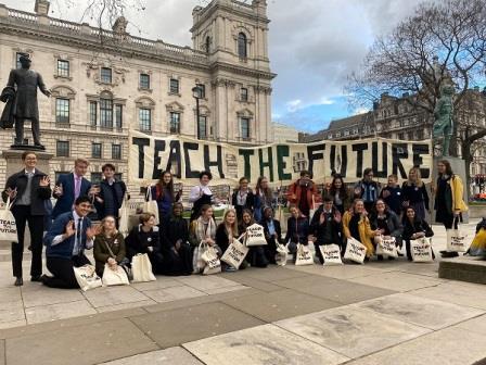 Teach the Future launch (SOS-UK)
