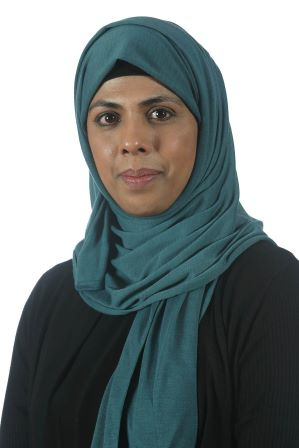 As cabinet member for neighbourhoods and public health, Councillor Irim Ali plays an active role on the Board of Trustees at Urban Green Newcastle (Urban Green Newcastle)