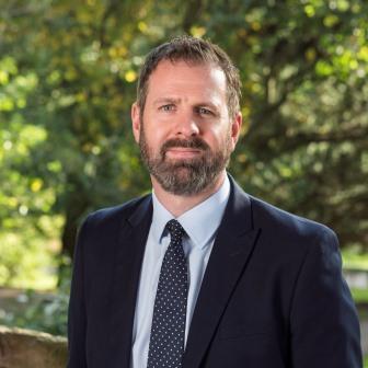 James Cross, CEO of Urban Green Newcastle (Urban Green Newcastle)