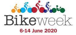 Logo: Bike Week